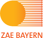 Logo, ZAE Bayern - Bavarian Center for Applied Energy Research